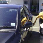 check car exterior and interior