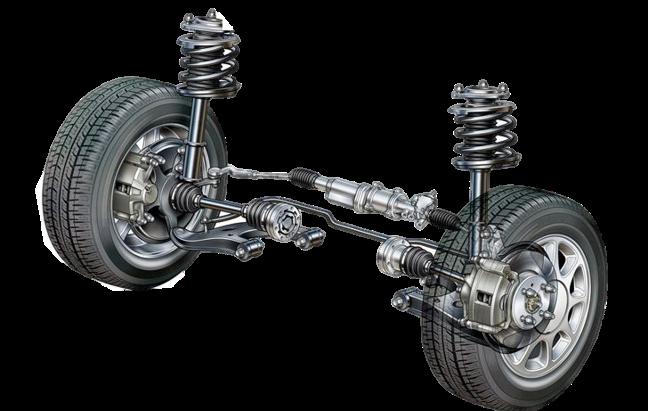 car parts, suspension